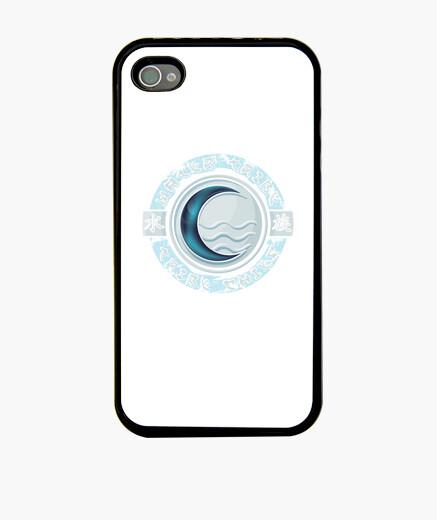 Coque iPhone tribu de l'eau