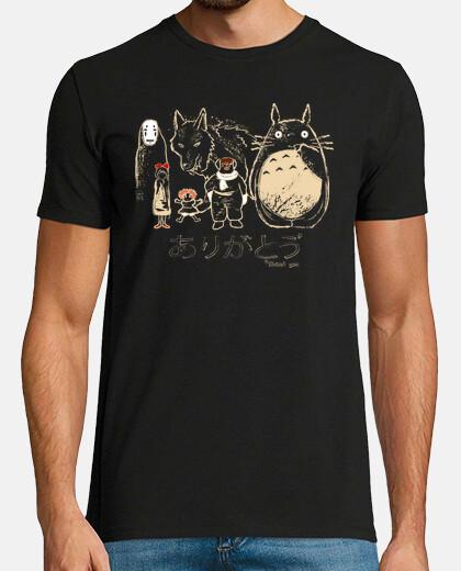 Tribute to miyazaki