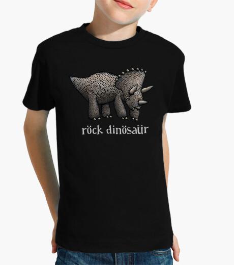 Abbigliamento bambino triceratopo rock dinosauro