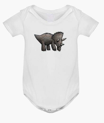 Ropa infantil triceratops!