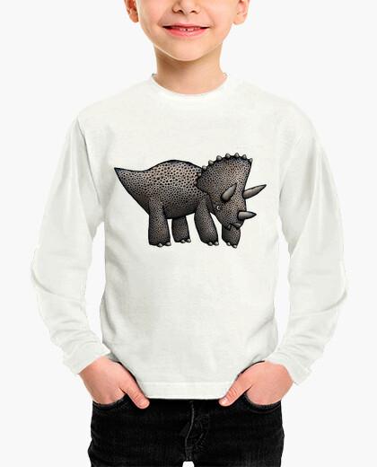Ropa infantil triceratops! bebé