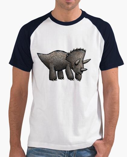 Camiseta triceratops! béisbol