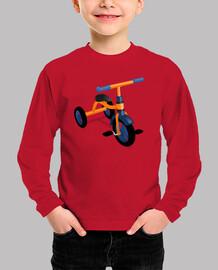 Triciclo de juguete