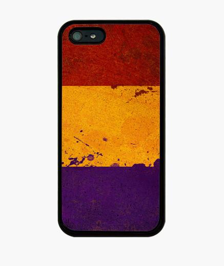 Coque iPhone tricolore