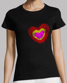 tricolore empreinte cardiaque