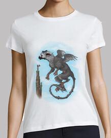Trico's flight camiseta chica