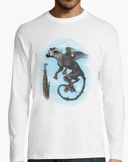 Camiseta Trico's flight sudadera chico
