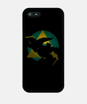 triforce art iphone