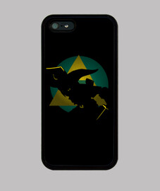 triforce arte iphone