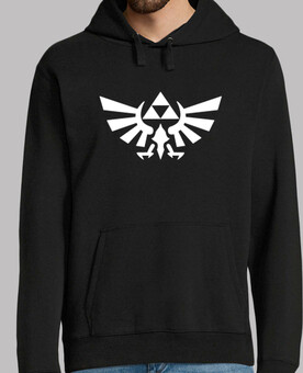 Triforce Sudadera The Legend of Zelda (Personalizable)