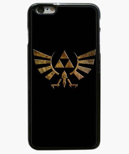 Funda iPhone 6 Plus / 6S Plus Trifuerza Steam Punk
