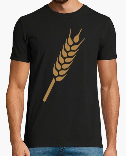 Camiseta trigo
