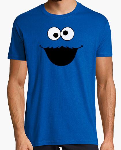 Camiseta Triki galletas!!! friki