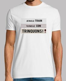 Trinquons !