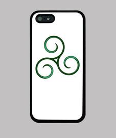 triskel verde