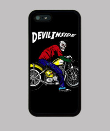 triumph devil inside