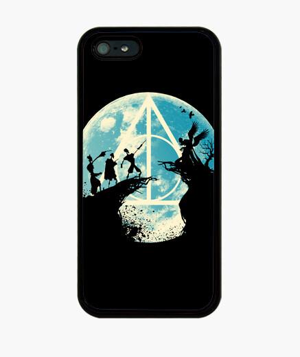 Coque iPhone trois frères conte de fées