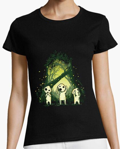 Tee-shirt Trois sages Kodamas