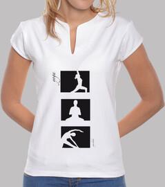 trois yoga noir