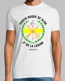 troisième  tee shirt  2e légion mod.4
