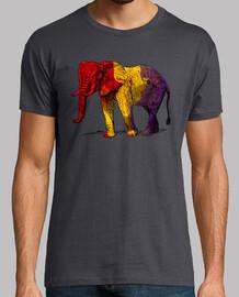 troisième république - éléphant républicain (homme)