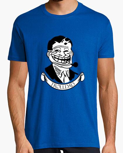 Camiseta Troll Dad