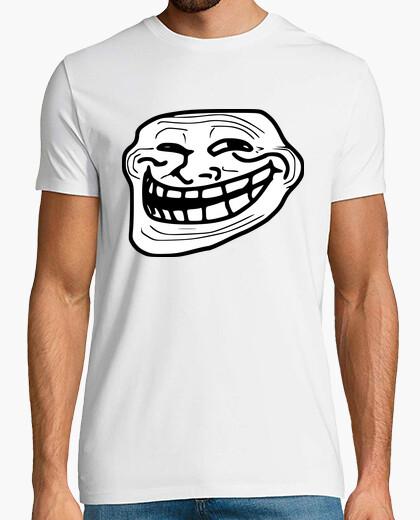 Camiseta trollface - Friki