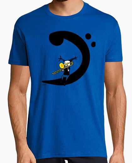 Camiseta Trombone life