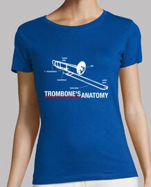 trombones anatomy