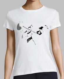 Trompetista en Negro