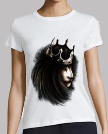 trône de lion