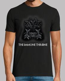 trône immunitaire sombre hmc