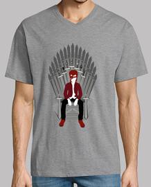 trono bowie hombre
