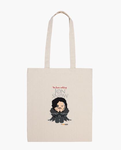 Bolsa Tronos - Jon Snow