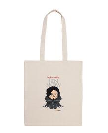 Tronos - Jon Snow