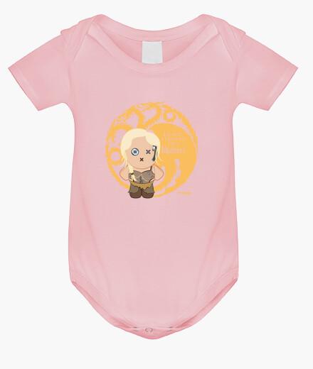 Ropa infantil Tronos - Khaleesi