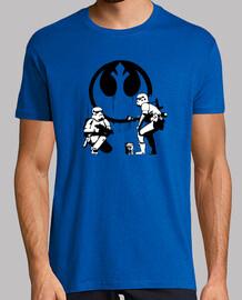 troopers banksy