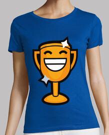trophée de dessin animé