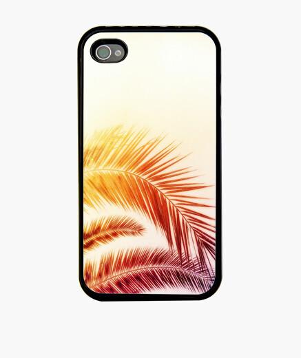 Funda iPhone tropical sueño iphone 4