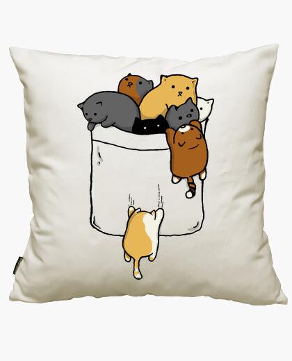 Fodera cuscino troppo carino