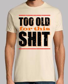 troppo vecchio for esta shit (testo nero)
