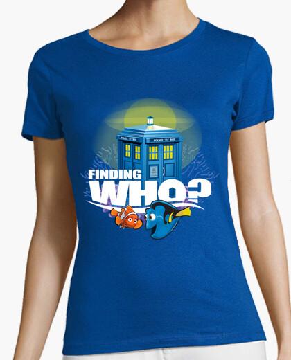 Tee-shirt trouver qui?