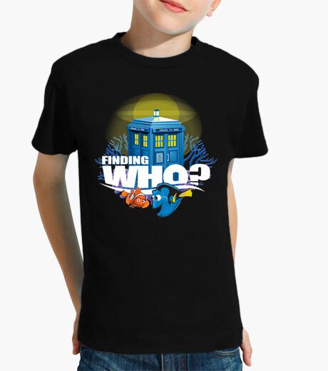 Vêtements enfant trouver qui?
