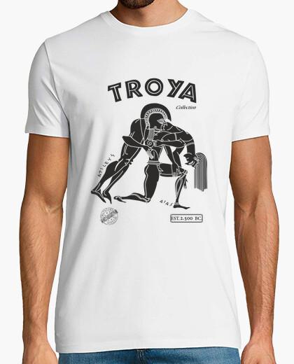 Camiseta Troya