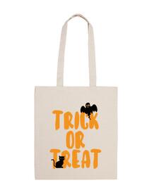 trucco o tr eat / Halloween