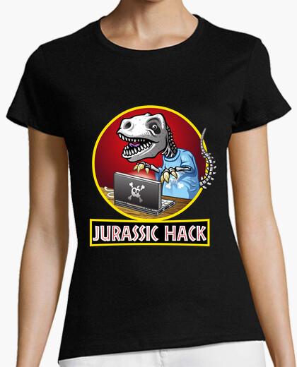 Camiseta truco jurásico