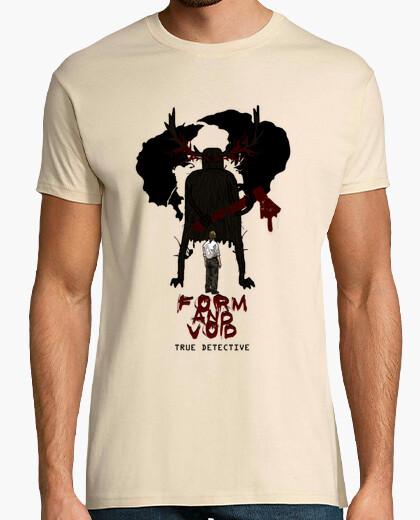 Camiseta True Detective- The Monster II