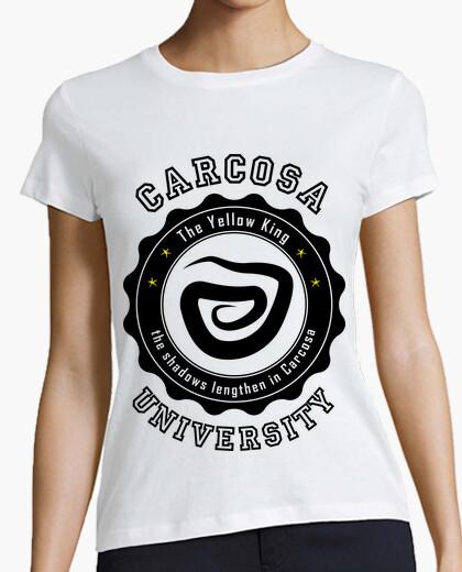True detective - carcosa university t-shirt