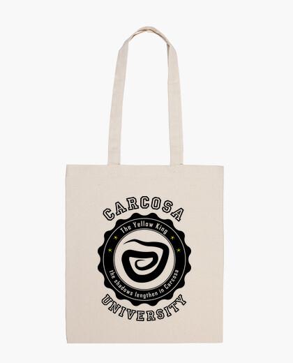 Bolsa True Detective - Carcosa University