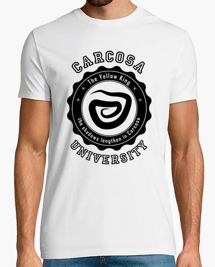 Camiseta True Detective - Carcosa University